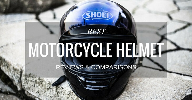 Best Motorcycle Helmet Reviews & Comparisons
