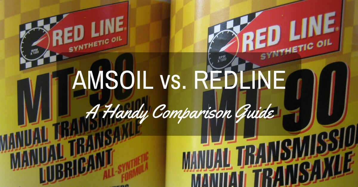 Amsoil Vs. Redline: A Handy Comparison Guide