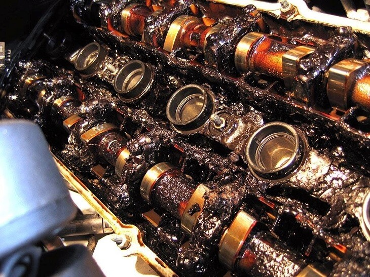 What Causes Engine Sludge?